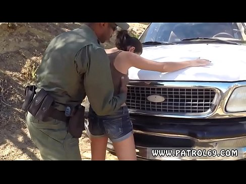 Fuck before cops Latina Babe Fucked By the Law's Thumb