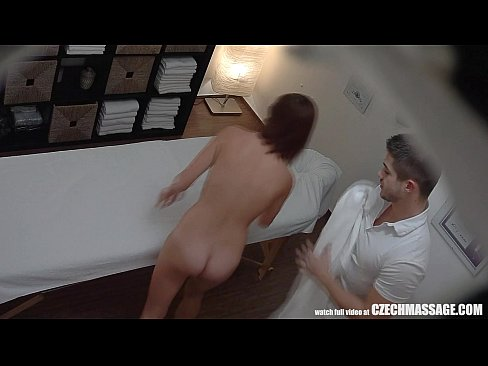 Freaky masseur fucks client