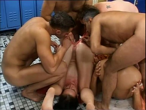 squirting anal orgy!!!