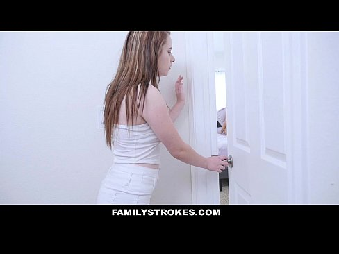 FamilyStrokes – Fucked My Step-Dad While Mom Was Sleeping