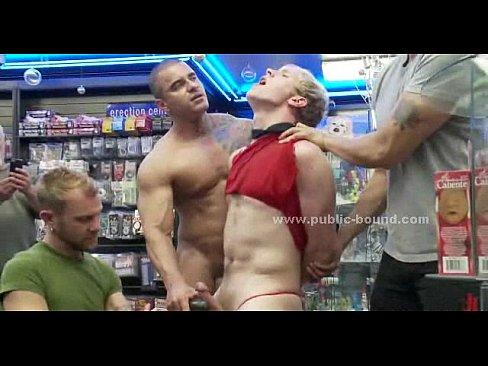 Gay Bdsm Male