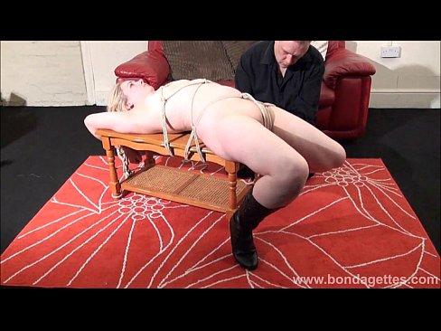 Bondage Red Tied