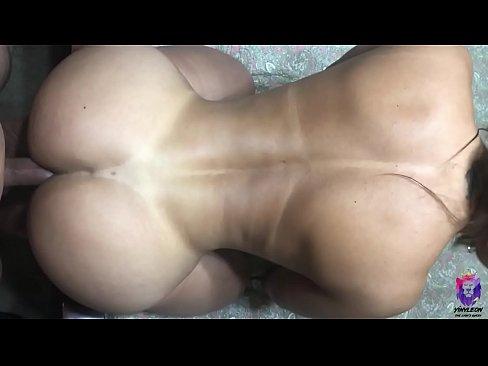 Amateur passed out cum
