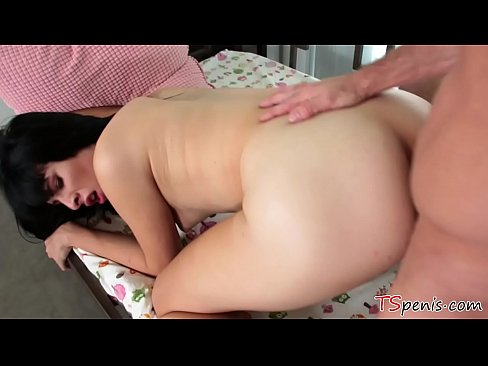 ts alexa scout gets butt-fucked