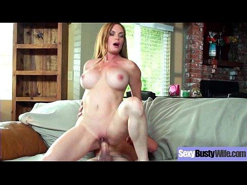 (Diamond Foxxx) Lovely Bigtits Slut Wife Get Bang Hardcore movie-16
