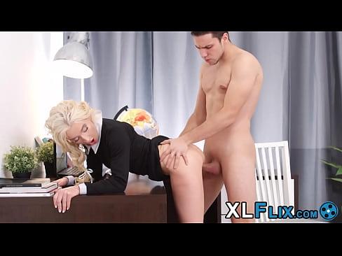 Big Black Booty Riding Dick