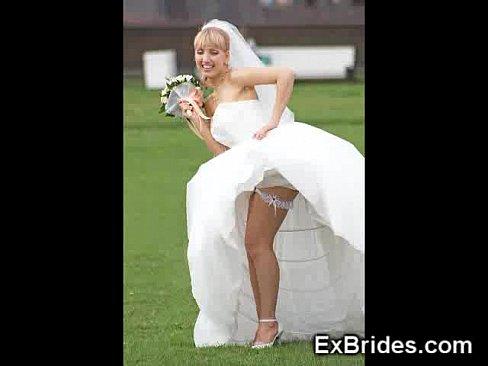 Bridesmaids and naughty brides