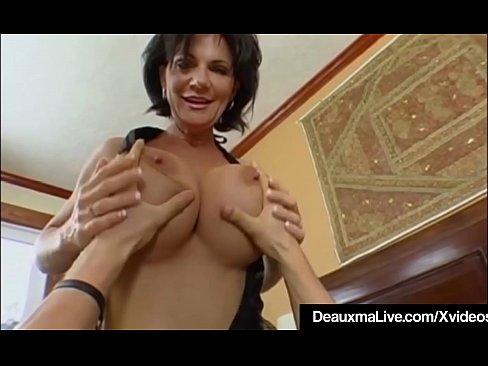Deauxma orgasm