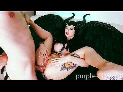 Malefica PurpleBitch