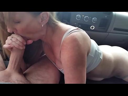 Big Tits Handjob Blowjob