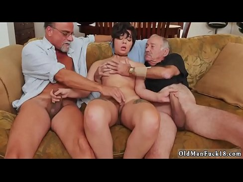 Old Men Gangbang Asian Teen