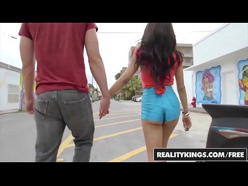 Realitykings - 8th Street Latinas - Brad Sterling Maya Bijou - Street Talk