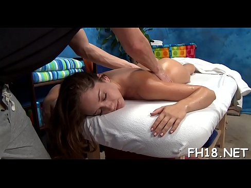 delicious 18 year old gets fucked hard by her massage therapist