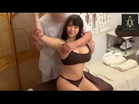 Japan breast massage video