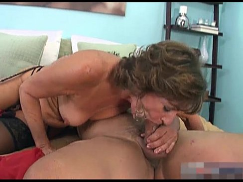 Kinky German Granny Suck Dick