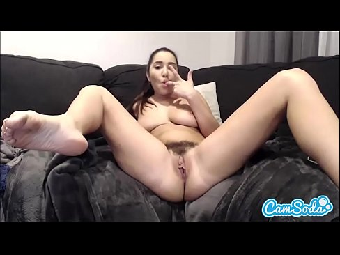 Solo Blonde Teen Squirt