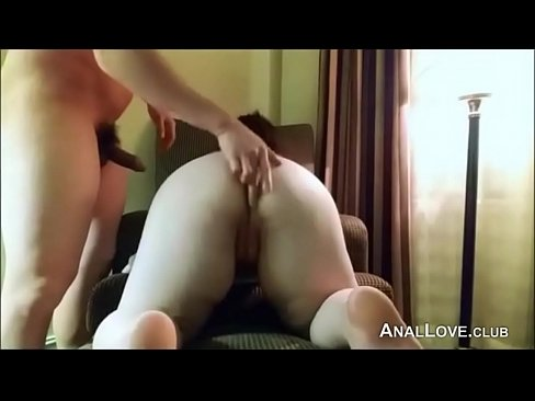 Ebony Bbw Homemade Anal