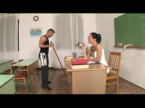 cover video A Sexy Teacher  Gets Fucked