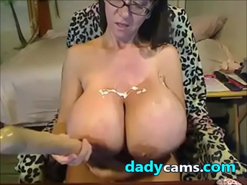 very big silicone boobs
