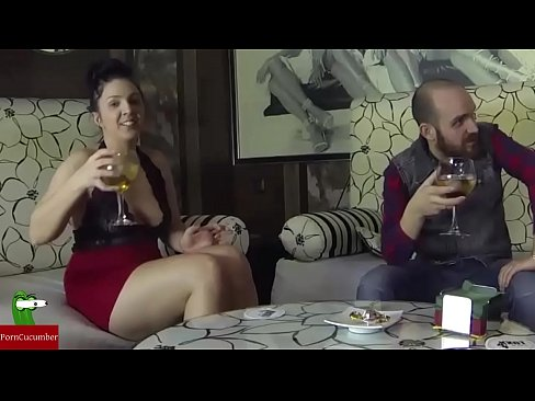 couple fucking in a pub having a drink iv025