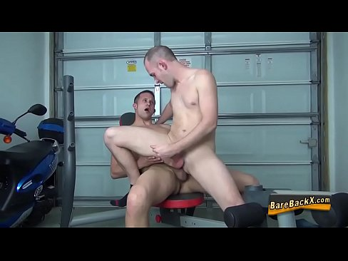Horny uncut hunk sucking on a rock hard cock