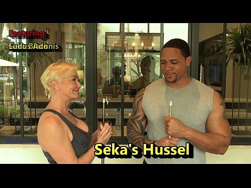 Seka's Interracial Hussel