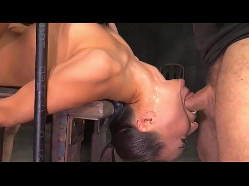 Extreme Deepthroat Bondage Fuck – More Videos At Sex-cams.xyz