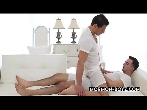 Mormonboyz monster dong for straight mormon twinks first