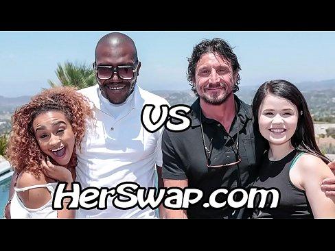 White Dad Vs Dad Black Bang each other HeiressXXX Sex Videos 3gp