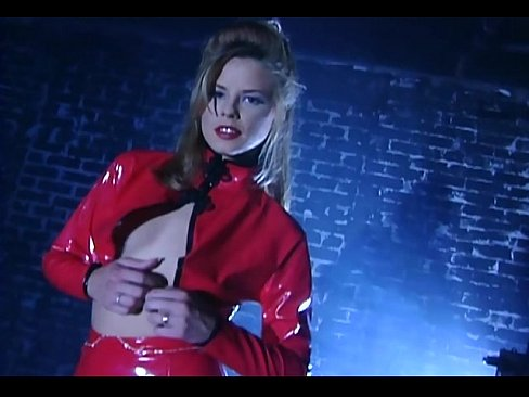 Blonde babe strips out of her latex to masturbateXXX Sex Videos 3gp