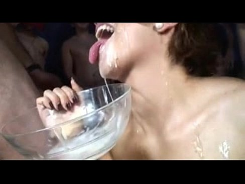 fluid from the vagina during orgasm