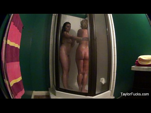 cover video Taylor Vixen  And Tasha Shower