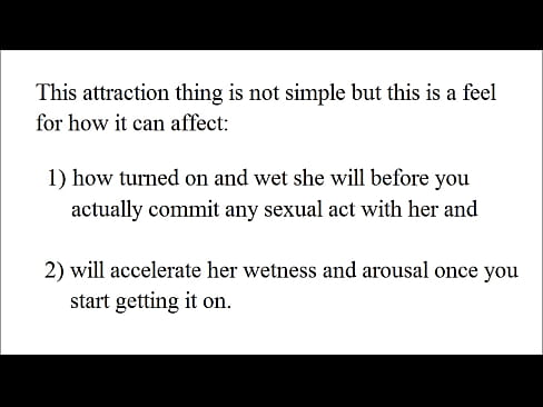 How To Make Her Wet | How To Turn Her On With Things That Turn Girls On And Make Her Get Very Wet