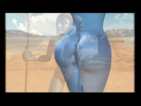 Aayla secura nackt remarkable