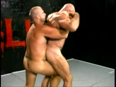 Gay wrestling domination