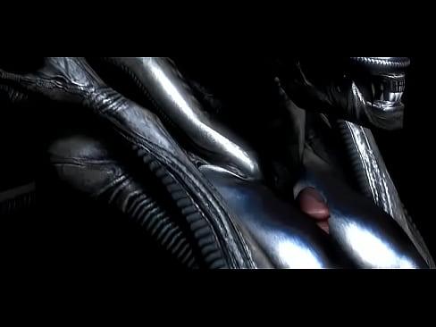 Alien vs predator sex videos