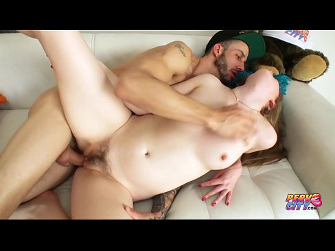 PervCity Slutty Dolly Leigh Fucked By Long Cock