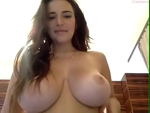 Sexy Strip Tease Big Boobs