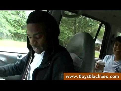Black Gay Sex Fucking- BlacksOnBoys - video17