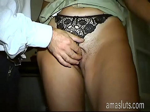 amateur curly woman buggered and filmed