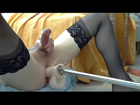 Prostate Hands Free Orgasm