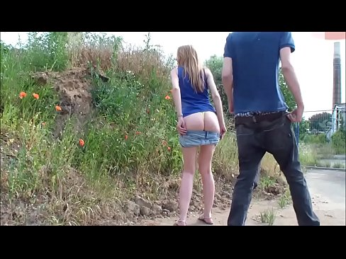 Amateur road sex on video