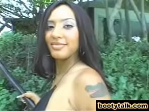 Talk booty pornstar blackcat