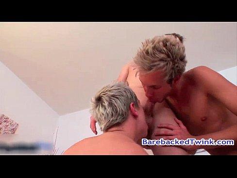 Brian Brower, Chris Cool and Alan Capier gay porn