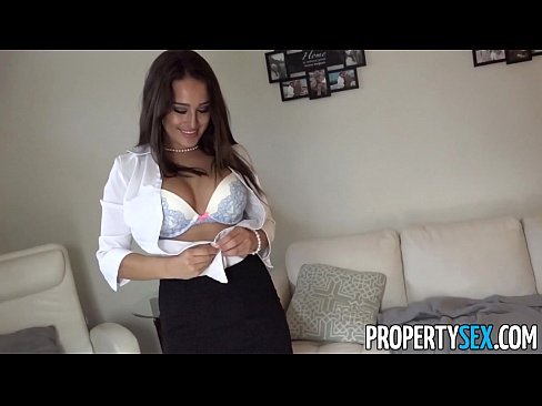 PropertySex – Real estate agent revenge sex video with client for cheater ex