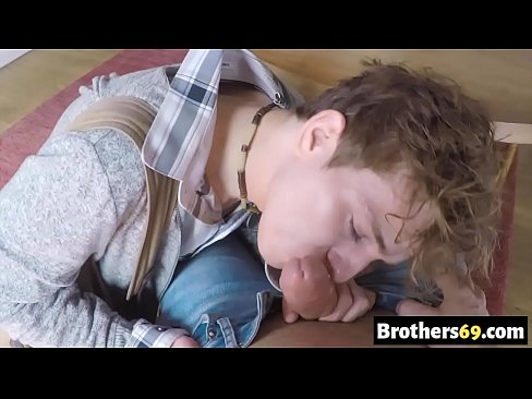 Hot gay brothers fuck