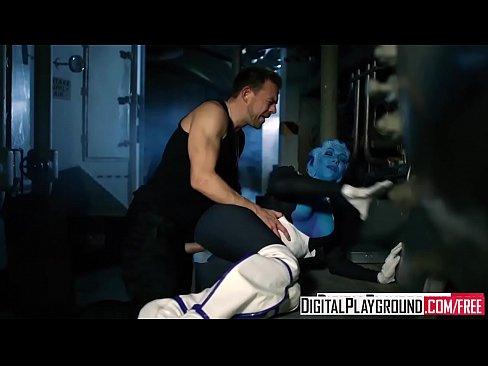 XXX Porn video – Ass Effect A XXX Parody