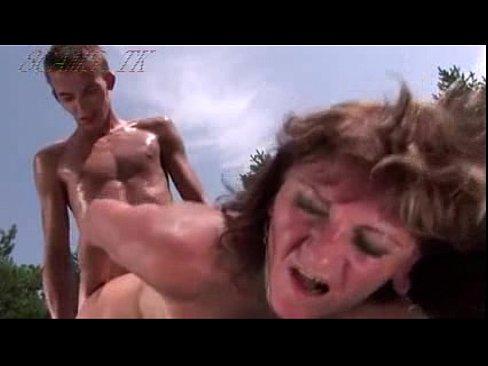 Maturo porno magro