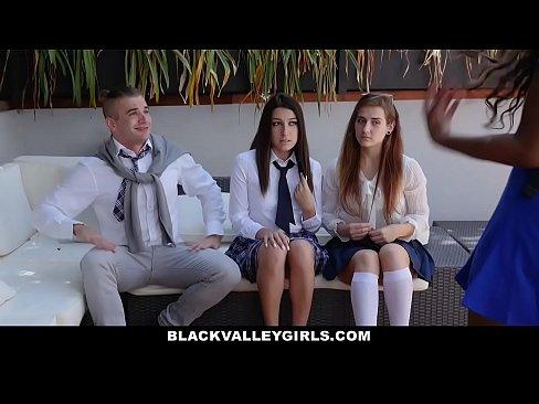 BlackValleyGirls - Hot Bubble Butt Ebony Steals Boyfriend