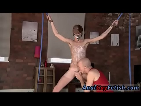 Bondage in balls gay man photos and roxy red first time Twink guy
